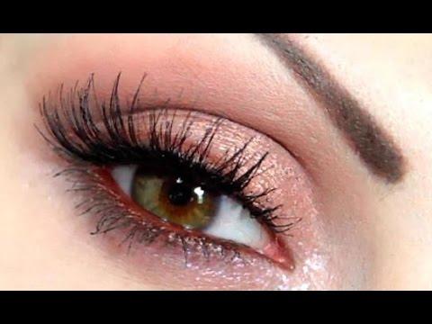 occhi castano verdi