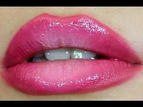 Trucco Labbra Carnose bicolore