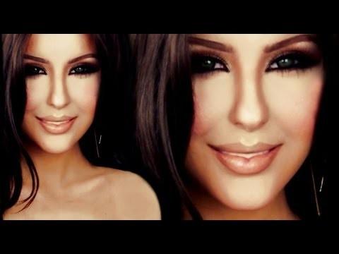 Come imitare il trucco di Kim Kardashian
