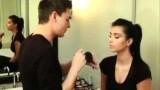 Mario Dedivanovic trucca Kim Kardashian