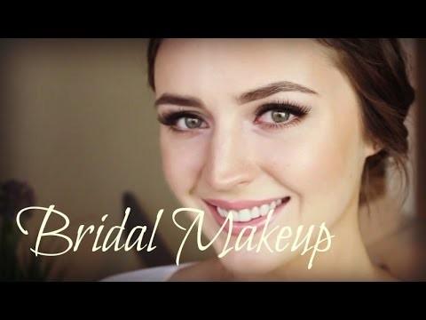 Makeup naturale sposa