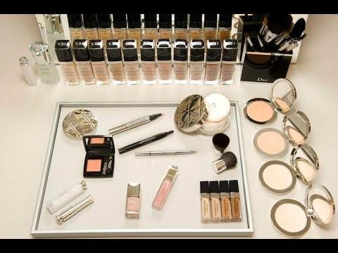 Trucco Dior per la Dior Couture autunno-inverno 2015-2016