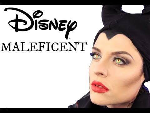 Makeup da strega ispirato ad Angelina Jolie