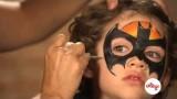 Trucco da batman per bambini