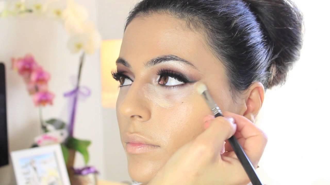 Estremamente Videotrucco Tutorial trucco e makeup LA43