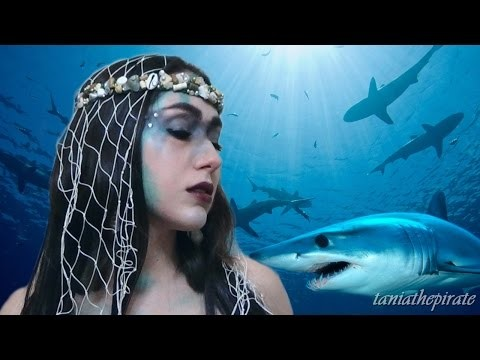 Makeup completo da sirena facile