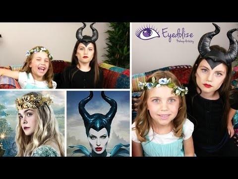 Makeup Bambini strega malefica e principessa veloce