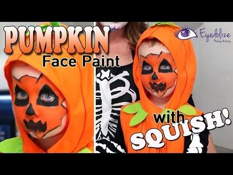 Zucca di Halloween makeup tutorial