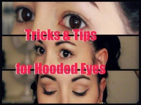 Makeup occhi a mandorla