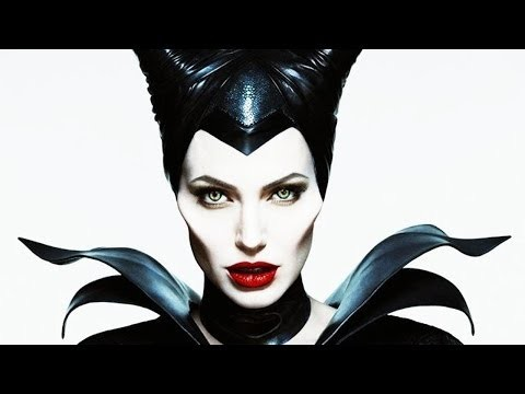Trucco Angelina Jolie Maleficient