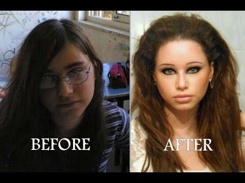 Come diventare da brutta a bella