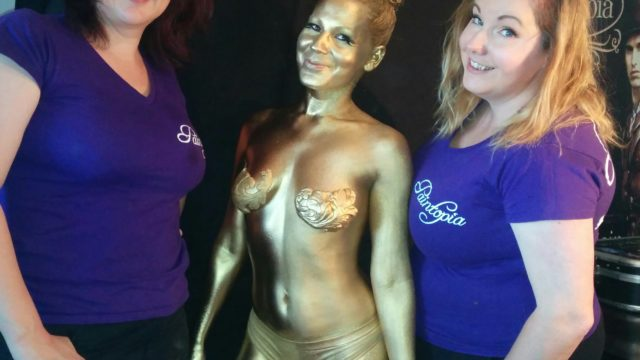 Bodypaint Tutorial oro