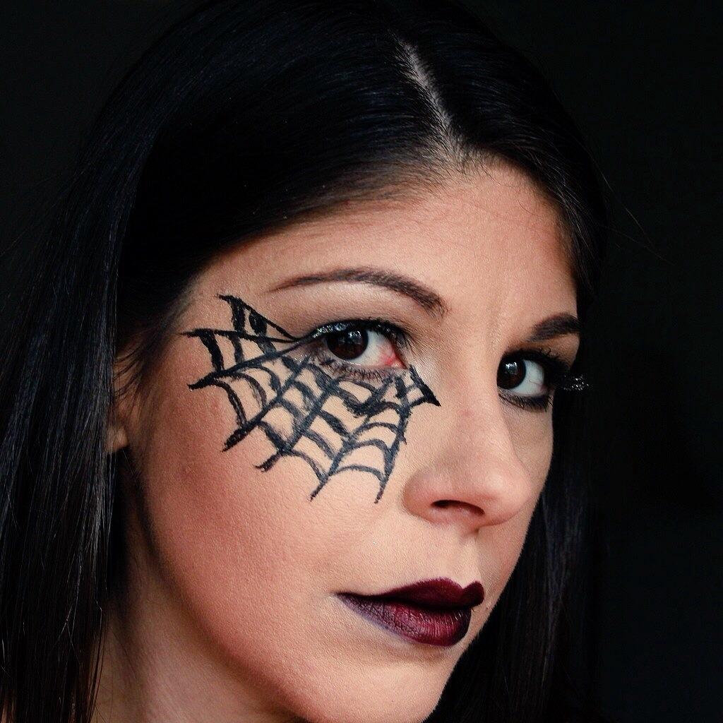 Trucco Halloween fashion idee - VideoTrucco